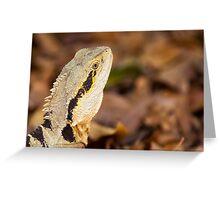 Pretty Dragon Greeting Card
