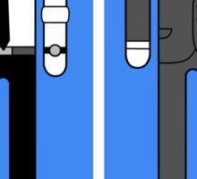 Scharf&Waldon in Blue Sticker