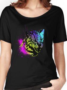 Ocelot  Women's Relaxed Fit T-Shirt