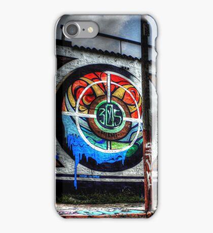 Miami 305 iPhone Case/Skin