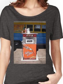 A unique way to recycle an old gas pump! Women's Relaxed Fit T-Shirt