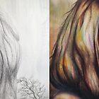 Reverie: Pencil to Paint by Michael  Shapcott