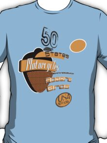 3d 50 states of USA by rogers bros T-Shirt