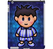 Ness in Pajamas iPad Case/Skin