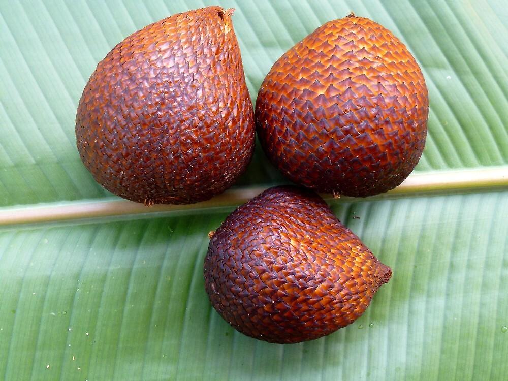 Snake eggs:  best eaten raw................ by supergold