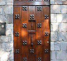 Door Number Nineteen by phil decocco