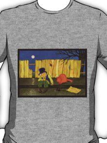 Teaser and the Firecat T-Shirt