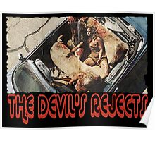 the devils rejects Poster