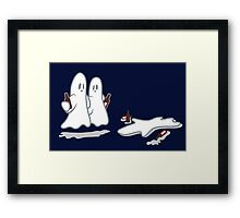 Can't Handle Boos Framed Print