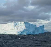 Iceberg, Antarctic Sound by Coreena Vieth