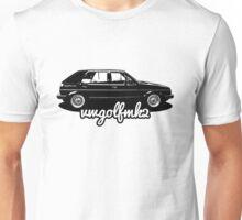 VW Golf Mk2 Appreciation Unisex T-Shirt