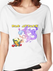 Pac Attack Weathered Women's Relaxed Fit T-Shirt