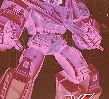 G1 Transformers Victory Poster by vladmartin