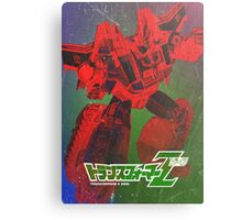 G1 Transformers Zone Poster Canvas Print