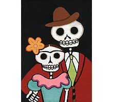 Two Skelly Artists Photographic Print