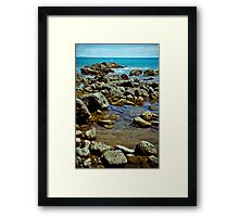 Wade Pools-1 Framed Print