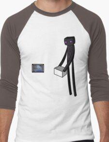 Inner Portal Men's Baseball ¾ T-Shirt