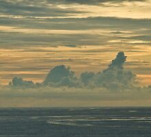 Island in the Sky-1 by ScaredylionFoto