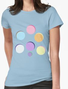My Little Pony - Round Minimalist Womens Fitted T-Shirt
