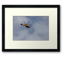 Air Ambulance 2 Framed Print