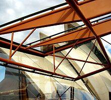 Sydney Opera House Architecture by Andrejs Jaudzems