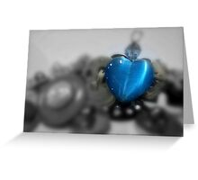 bluer than blue... Greeting Card