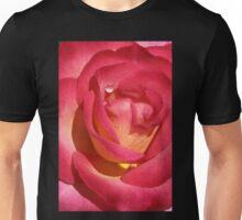 Rainbow Sorbet Floribunda Rose Crying Unisex T-Shirt