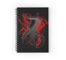 LOVE (Rune) - TMI/Shadowhunters Spiral Notebook