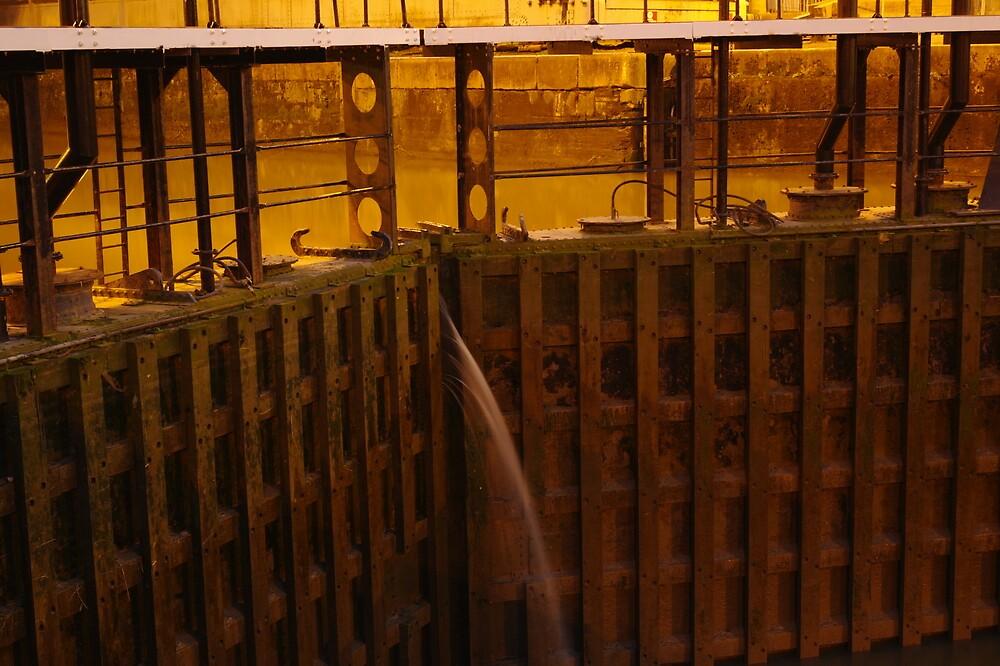 Lock Gates by ruleamon