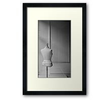 Body Building 04 Framed Print