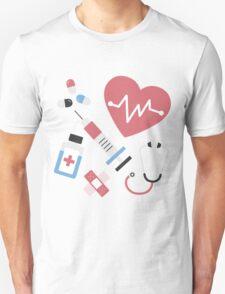 Medical Medicine Design Unisex T-Shirt