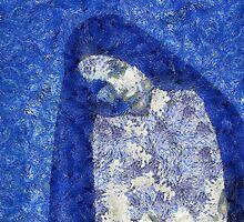 Blue Nun by leapdaybride