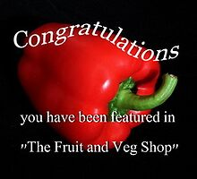Fruit and Veg Banner by AnnDixon