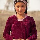 The desert girl by smilyjay