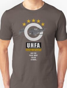 Upside-down Helicopter Flying Association T-Shirt