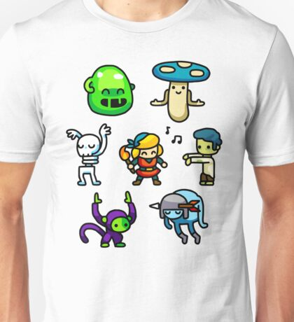 Crypt Dance Party Unisex T-Shirt