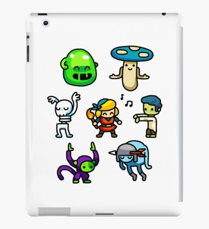 Crypt Dance Party iPad Case/Skin
