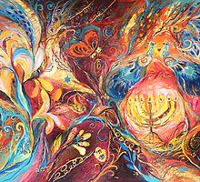 The Hanukkah Dream by Elena Kotliarker