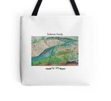 Tuolumne County Tote Bag