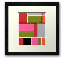 Abstract #49 Framed Print