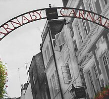 Carnaby Street London II by Louise Fahy