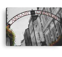 Carnaby Street London II Canvas Print