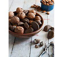 Nut Bowl Photographic Print