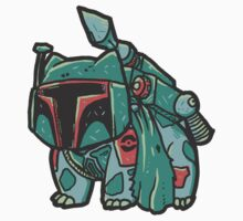 Bulba Fett Kids Clothes