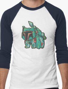 Bulba Fett Men's Baseball ¾ T-Shirt