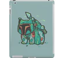 Bulba Fett iPad Case/Skin