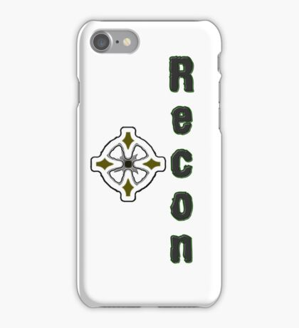 Recon1 iPhone Case/Skin