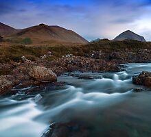 The River Sligachan by mispix