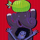 jackfruit by madhuspace