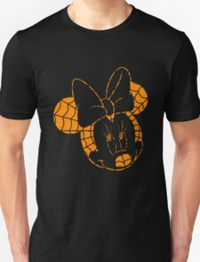 A Haunted Mouse: Minnie Mouse  Unisex T-Shirt